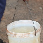 Bucket of Clean Water